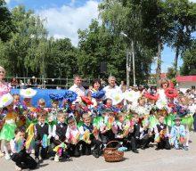 День захисту дітей. Фестиваль дитячої творчості «Сузір'я талантів Лебедина».(м.Лебедин-2017)